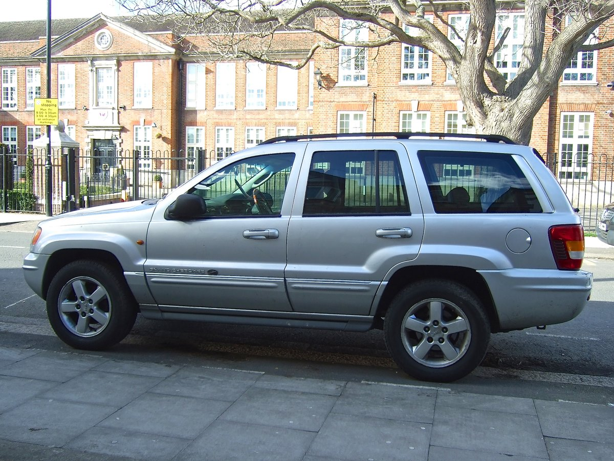 2003 JEEP GRAND CHEROKEE For Sale (picture 1 of 2)