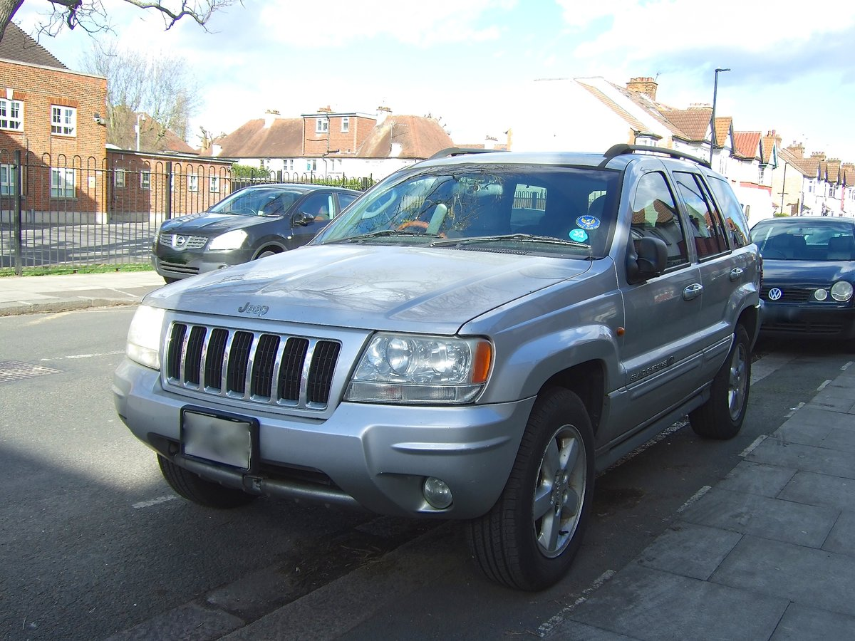 2003 JEEP GRAND CHEROKEE For Sale (picture 2 of 2)