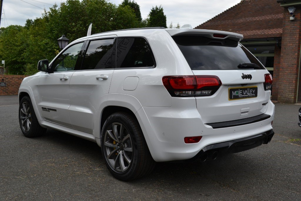 2019 Jeep Track Hawk RHD For Sale (picture 2 of 6)