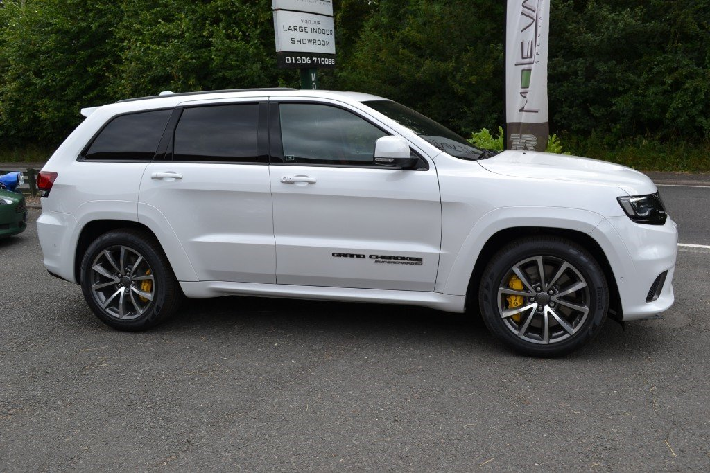 2019 Jeep Track Hawk RHD For Sale (picture 3 of 6)