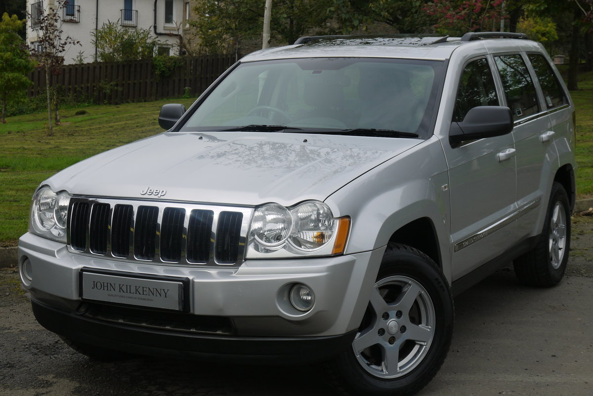 2006 JEEP GRAND CHEROKEE 5.7 V8 HEMI LIMITED **ONLY 67000 MILES** For Sale (picture 2 of 6)