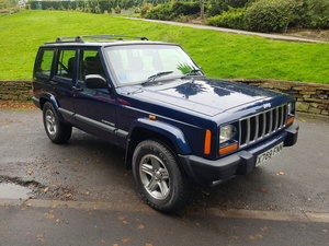 2001 Jeep Cherokee XJ 60th Anniversary Edition  For Sale