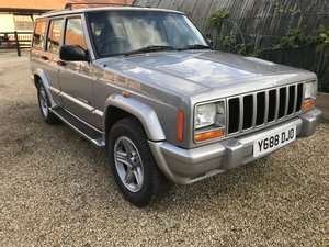 2001  rare in this stunning condition classic jeep