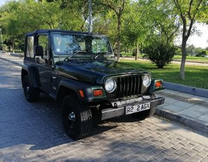 1997 Jeep Wrangler tj For Sale