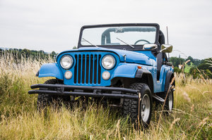 1972 Jeep CJ Original V8 **CA-Import** For Sale
