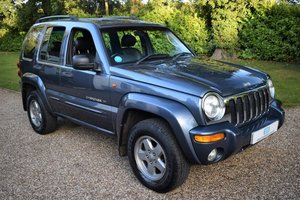 2001 Jeep Cherokee 3.7i V6 Petrol Limited Automatic For Sale
