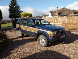 1998 Jeep Woody mk1 cherokee. For Sale