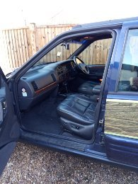 1998 Jeep Woody mk1  Grand cherokee. For Sale (picture 4 of 6)