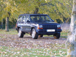1994 Jeep Cherokee XJ 4.0 Limited SE Only 85000 miles
