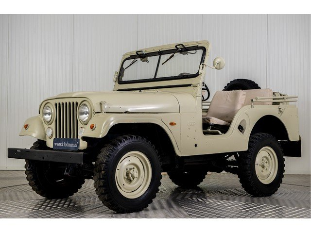 1970 Jeep CJ-5 For Sale (picture 1 of 6)