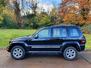 2006 Jeep Cherokee CRD Limited.. Auto & Leather.. 4x4.. Bargain