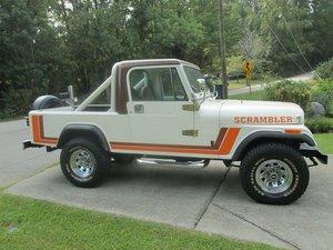 1983 Jeep CJ-8 Scrambler (Chapin, SC) $24,900 obo