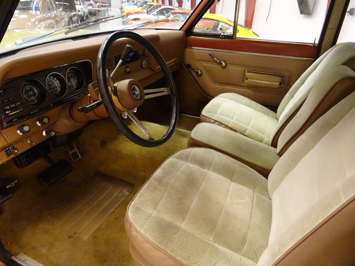 1978 Jeep Wagoneer 401 V-8 Quadra-Trac Hydra-Matic For Sale (picture 4 of 6)