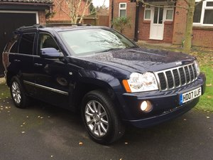 2007 Jeep Grand Cherokee 3.0V6 Overland For Sale