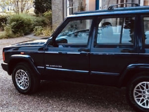 1999 Jeep cherokee, low mileage, full service history For Sale