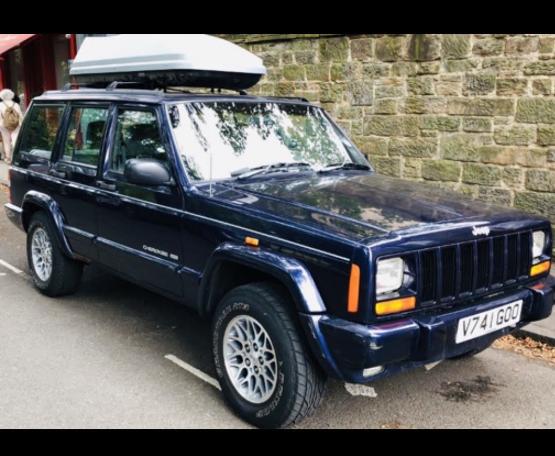 1999 Jeep cherokee, low mileage, full service history For Sale (picture 3 of 4)