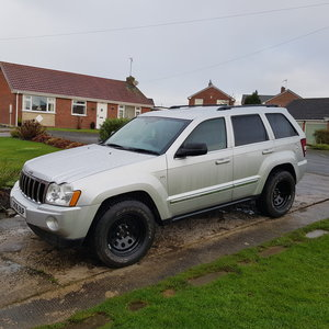 2006 Grand cherokee*new wheels/tyres*long mot*l