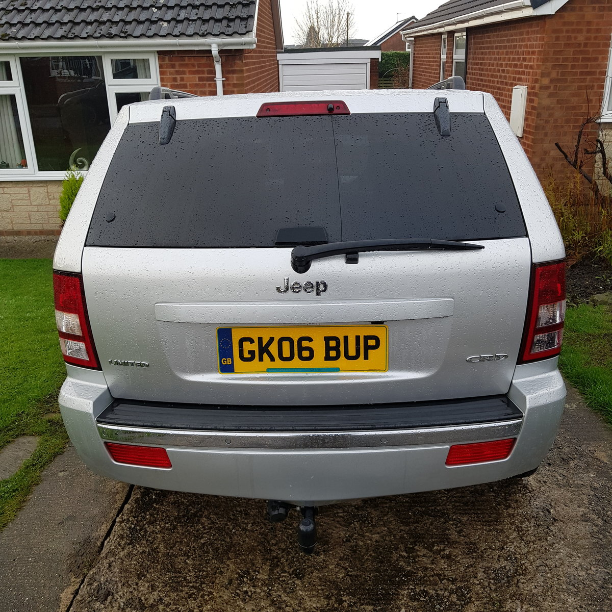 2006 Grand cherokee*new wheels/tyres*long mot*l For Sale (picture 2 of 6)