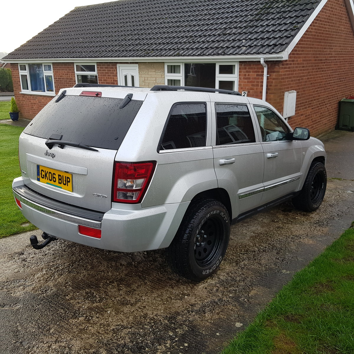 2006 Grand cherokee*new wheels/tyres*long mot*l For Sale (picture 4 of 6)