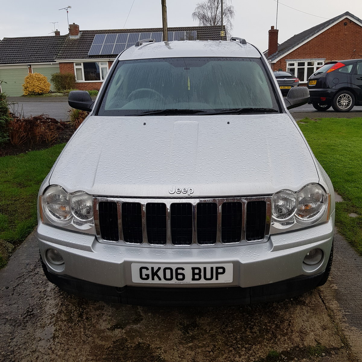 2006 Grand cherokee*new wheels/tyres*long mot*l For Sale (picture 5 of 6)