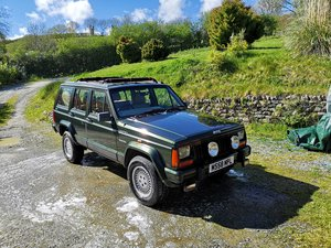 1995 Jeep cherokee XJ 4.0 Limited High Output