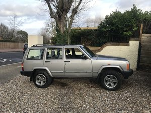 2001 Jeep Cherokee Project - 60th anniversary diesel For Sale
