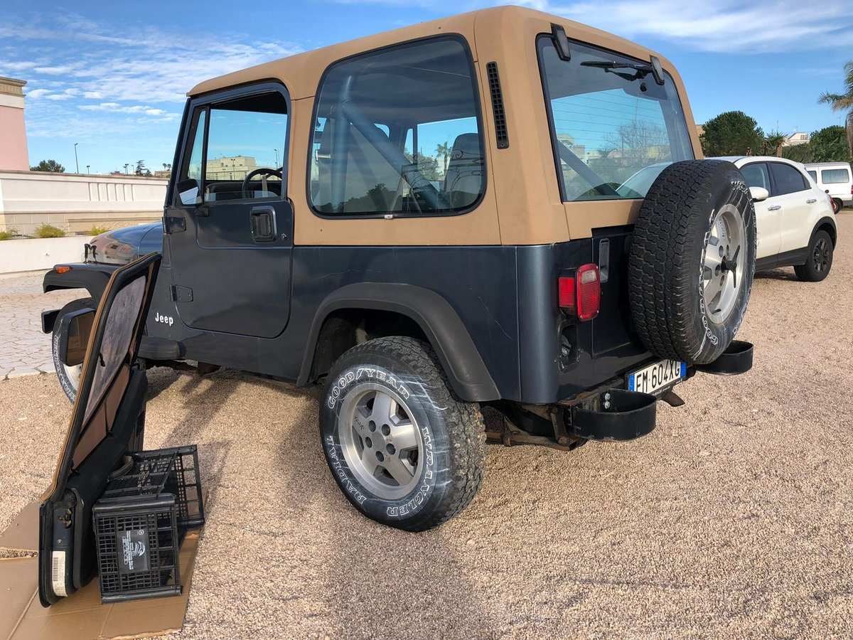 1991 Jeep Wrangler one owner from new For Sale (picture 3 of 6)