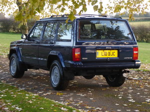 1993 Jeep Cherokee XJ 4.0 Limited SE Low Mileage Excellent Order