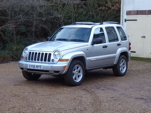 Picture of 2006 Jeep Cherokee 3.7 Limited 39000 miles Full Service History SOLD