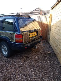 1998 Jeep Woody mk1  Grand cherokee. For Sale (picture 6 of 6)