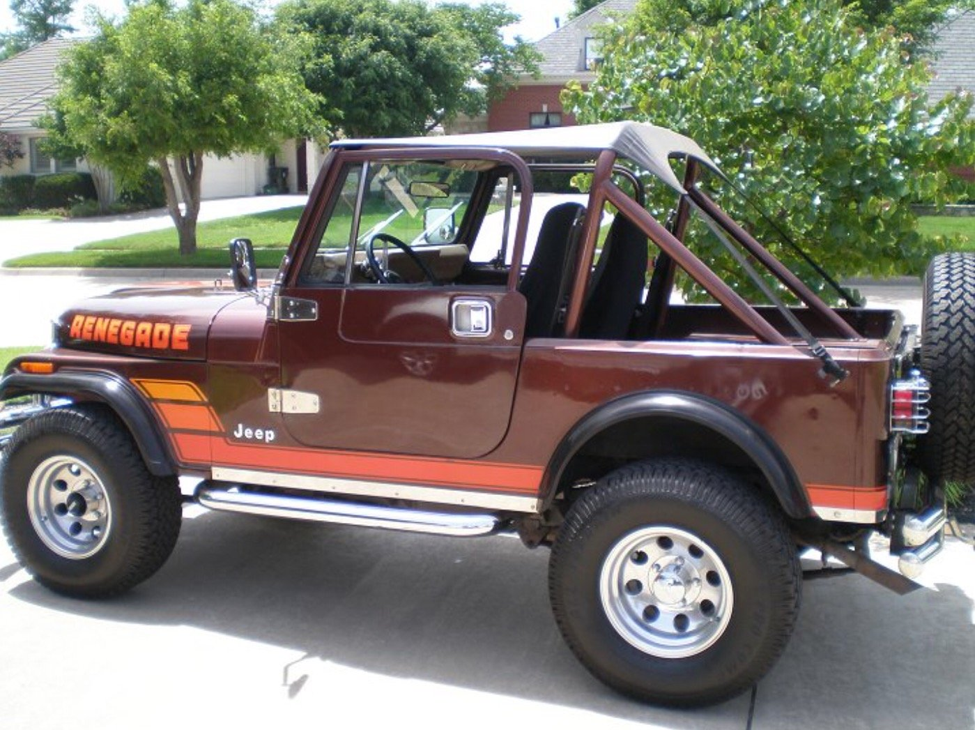 1982 Jeep cj7 project For Sale (picture 1 of 6)