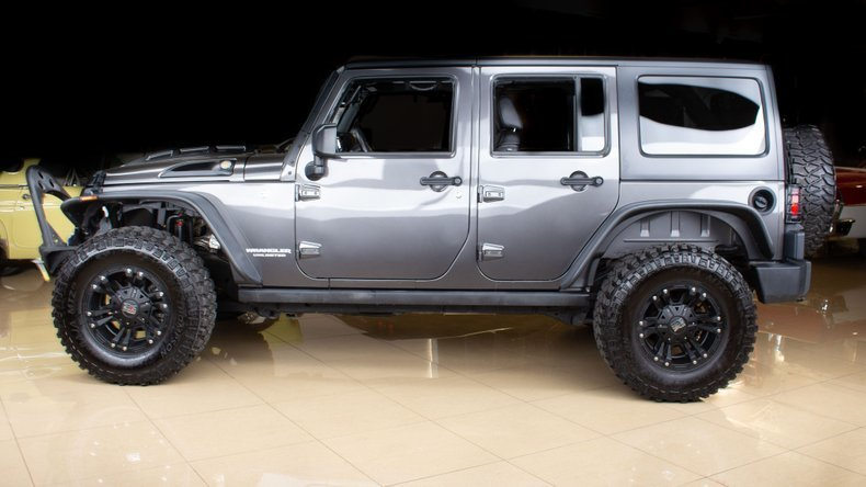 2016 Jeep  Wrangler Unlimited RUBICON SUV 4WD 4x4 $43.9k For Sale (picture 1 of 6)