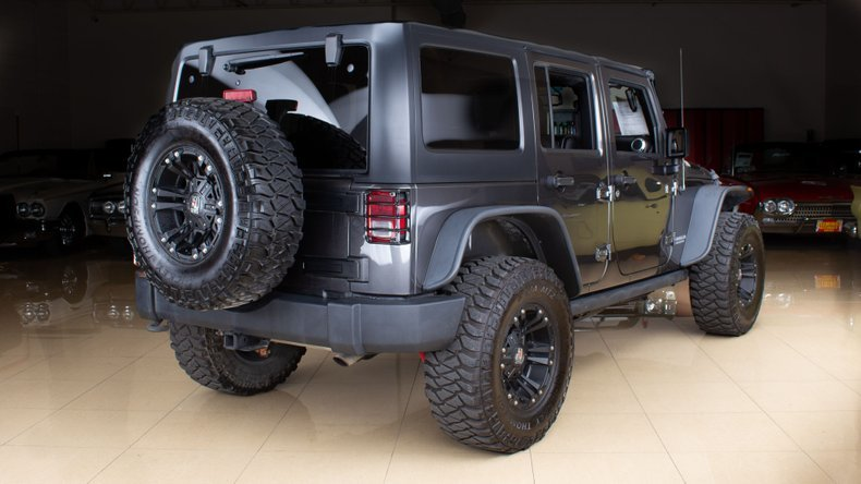 2016 Jeep  Wrangler Unlimited RUBICON SUV 4WD 4x4 $43.9k For Sale (picture 3 of 6)