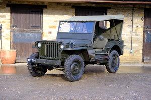 Original 1945 Ford GPW