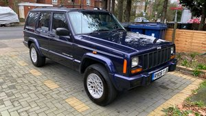 1998 Jeep Cherokee XJ Ltd 4.0 Petrol