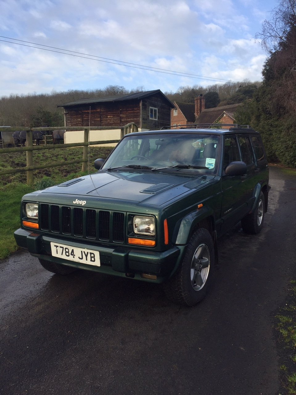 """1999 Jeep Cherokee 4.0 """"Orvis"""" Auto  SOLD (picture 2 of 6)"""