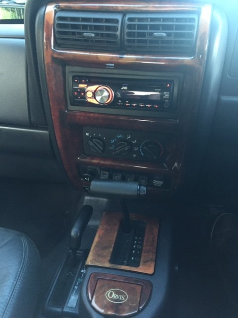 """1999 Jeep Cherokee 4.0 """"Orvis"""" Auto  SOLD (picture 6 of 6)"""