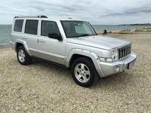 2009 Jeep Commander 7-seater 4x4