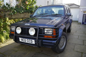 Jeep cherokee 4.0 ltd auto