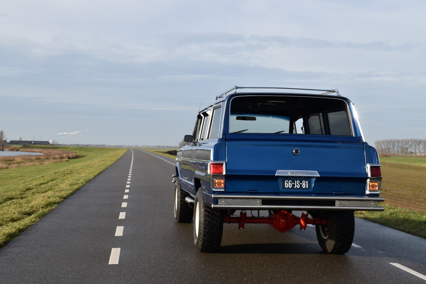 1976 Jeep Wagoneer 5.6 liter V8 For Sale (picture 6 of 6)