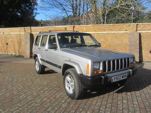Jeep Cherokee 60th anniversary XJ 2001 Diesel  For Sale