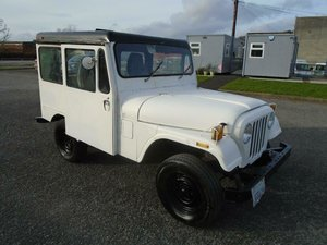 JEEP DJ5 3.8 6 CYL AUTO RHD US MAIL JEEP SOLID CJ5 STYLE
