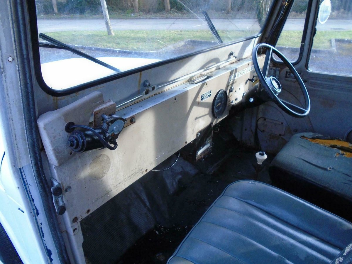 1978 JEEP DJ5 3.8 6 CYL AUTO RHD US MAIL JEEP SOLID CJ5 STYLE For Sale (picture 4 of 6)