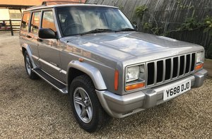 2001 JEEP CHEROKEE ORVIS LIMITED EDITION
