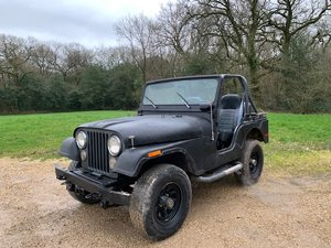 Picture of Jeep CJ5  1973 LHD 304 V8 Arizona Import SOLD