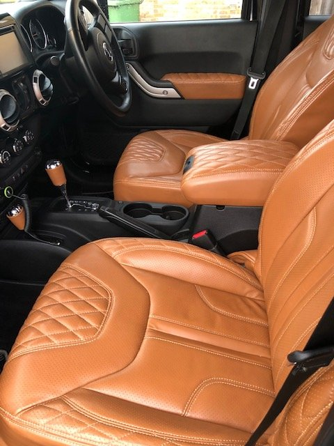2015 Bespoke wrangler For Sale (picture 3 of 6)