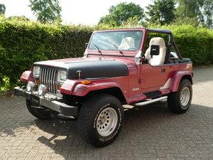 1987 Jeep Wranger 4x4
