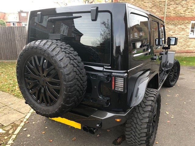 2015 Bespoke wrangler For Sale (picture 2 of 6)