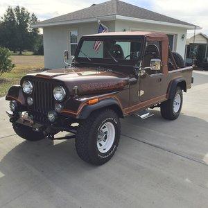 1981 Jeep Scrambler (Sorrento, FL) $24,999 obo