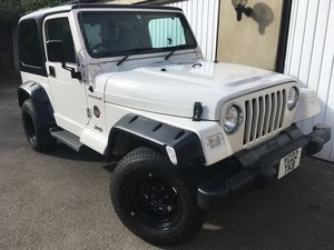 Picture of 2002 02 Jeep Wrangler TJ 4.0 Sahara Hardtop Automatic